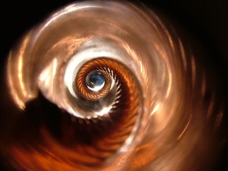 Inside Spiral Pipe