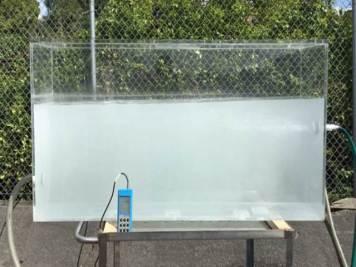 bubbles in tank